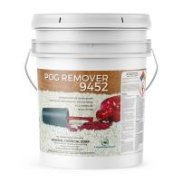 CarpetGeneral - POG Remover 9452 - Carpet Stain Remover and Degreaser - Use For Heavy-Duty Spot Cleaning - Professional Grade Cleaner - 5 Gallon Pail
