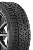Bridgestone Blizzak DM-V2 Winter/Snow SUV Tire 245/70R17 110 S