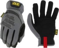 Mechanix Wear FastFit Gloves (X-Large, Grey)