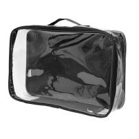 Large Packing Cube/Perfect for Packing Clothes Into Suitcase Or Closet (Black)