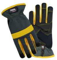 Magid Glove and Safety Pro Utility Yellow Gloves, Large
