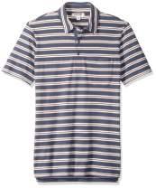 Amazon Brand - Goodthreads Men's Short-Sleeve Sueded Jersey Polo