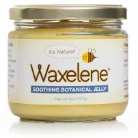 Waxelene Original Organic Soothing Botanical Jelly, Petroleum Free Ointment, 9 oz (Pack of 6)