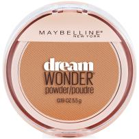 Maybelline New York Dream Wonder Powder Makeup, Honey Beige, 0.19 oz.