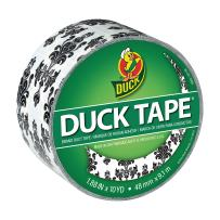 """Duck Brand 284564 Color Printed Duct Tape, Baroque, 1.88"""" x 10 Yards, Single Roll"""