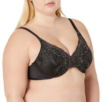 Playtex Women's Love My Curves Feel Gorgeous Underwire Full Coverage Bra US4513