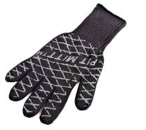 """Charcoal Companion Ultimate Barbecue Pit Mitt Glove - For Grill or Oven - Measures 13"""" Long - CC5102."""