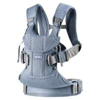 BABYBJÖRN Baby Carrier One Air, 3D Mesh, Slate Blue