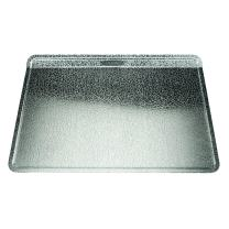 Doughmakers 10051 Grand Cookie Sheet Commercial Grade Aluminum Bake Pan 14 x 17.5,Silver