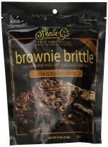 Sheila G Brownie Brittle, Chocolate Chip, 4 Ounce