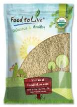 Organic Thai Jasmine Brown Rice, 15 Pounds — Non-GMO, Raw, Whole Grain, Non-Irradiated, Kosher, Vegan, Bulk