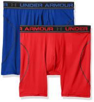 "Under Armour Men iso-chill mesh 6"" boxerjock– 2-Pack"