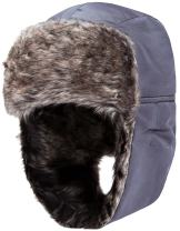 Wantdo Men's Trapper Hat Waterproof Winter Hunting Hat with Ear Flap