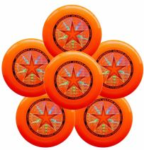 Discraft Ultra-Star 175g Ultimate Frisbee Sport Disc (6 Pack) Choose Color