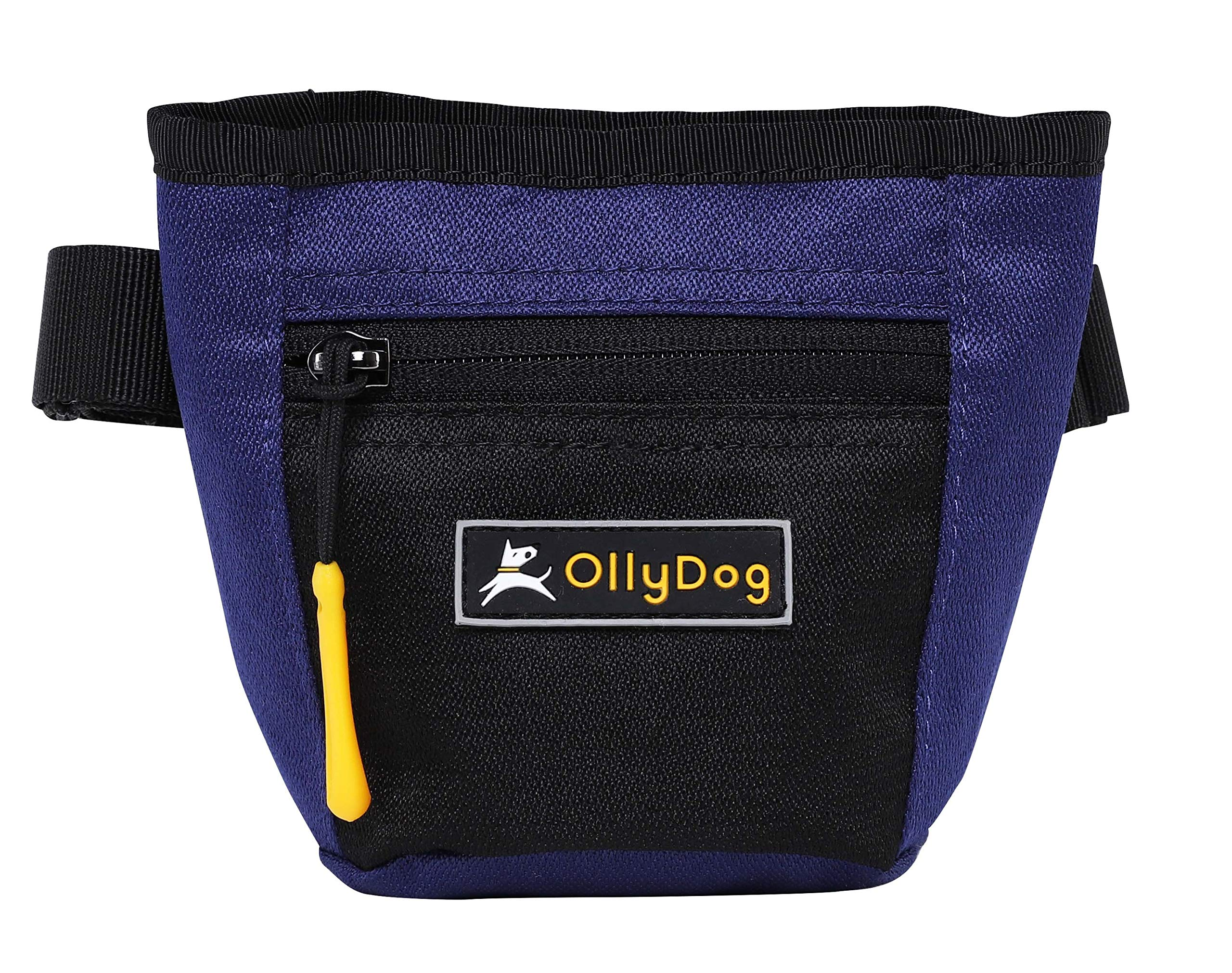 OllyDog Goodie Dog Treat Bag with Belt Clip