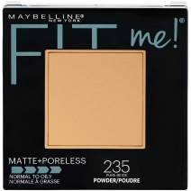 Maybelline New York Fit Me Matte + Poreless Powder Makeup, Pure Beige, 0.29 Ounce, 1 Count