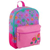 Stephen Joseph All Over Print Quilted Rucksack Butterfly
