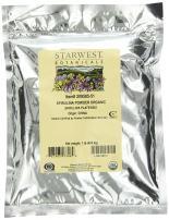 Starwest Botanicals Certified Organic Spirulina Powder, 1-Pound Bulk Bag