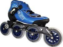 VNLA Carbon Speed Roller Inline Skates - Adjustable Inline Skates - (Black, Blue, Green, Red)