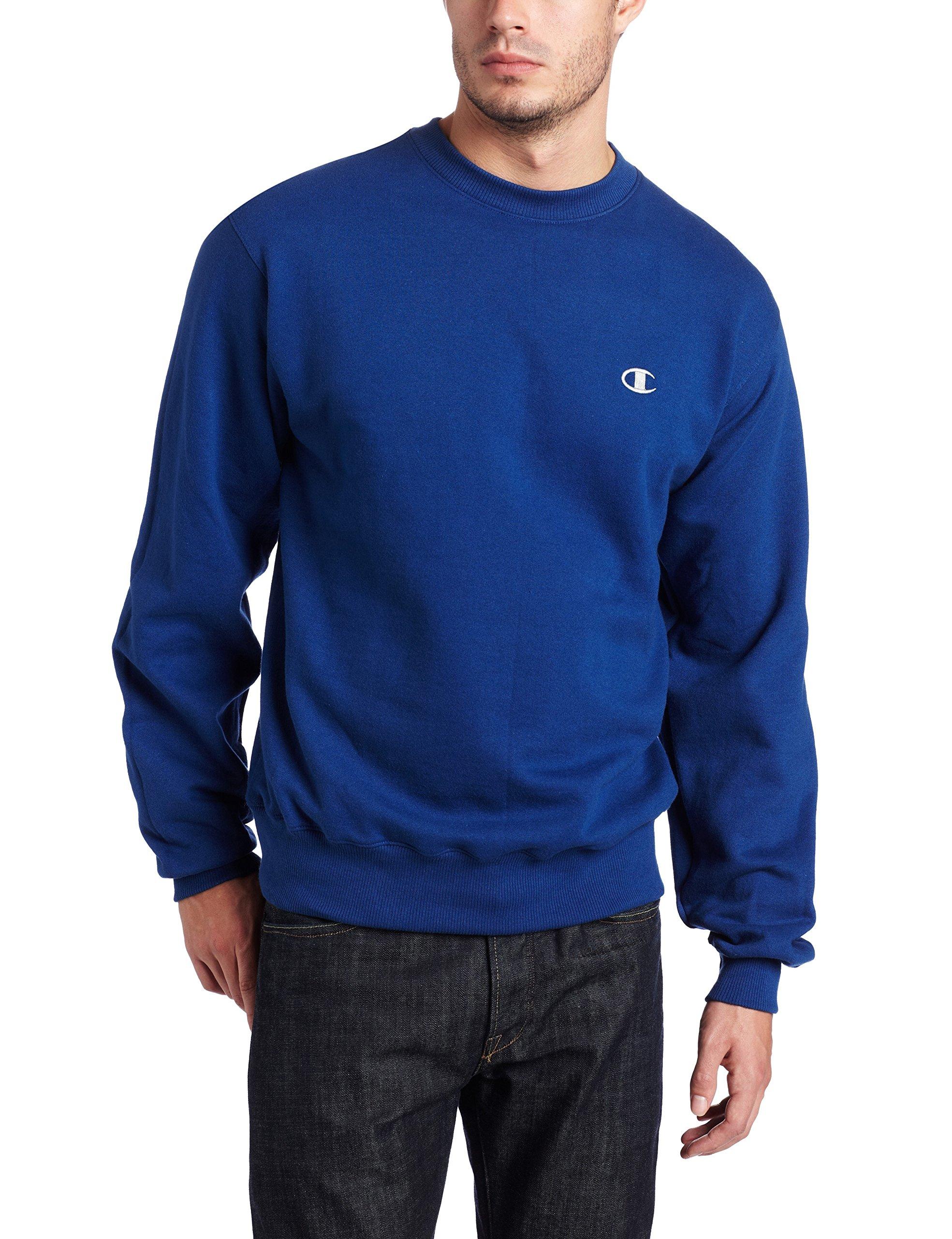 Champion Men's Pullover Eco Fleece Sweatshirt