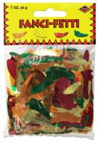 Fanci-Fetti Chili Peppers (GD/G/O/R) Party Accessory  (1 count) (1 Oz/Pkg)