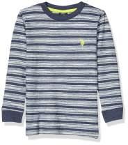 U.S. Polo Assn. Boys' Long Sleeve Crew Neck Thermal T-Shirt