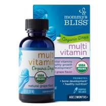 Mommy's Bliss - Multivitamin Organic Drops - 1 FL OZ Bottle