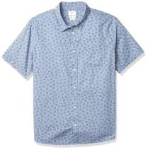 Quiksilver Men's Buck Shot Short Sleeve Woven