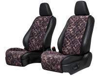 С СANTRA Cantra Z-Model   Front Car Seat Covers   Car Seat Protectors   Premium Quality   100% Handcrafted   Compatible with 90% Cars, Trucks, SUVs, Minivans   2-pc (Military)