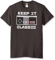Nintendo Men's Keep It Classic T-Shirt