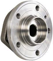WJB WA513174 - Front Wheel Hub Bearing Assembly - Cross Reference: Timken HA594181 / Moog 513174 / SKF BR930249