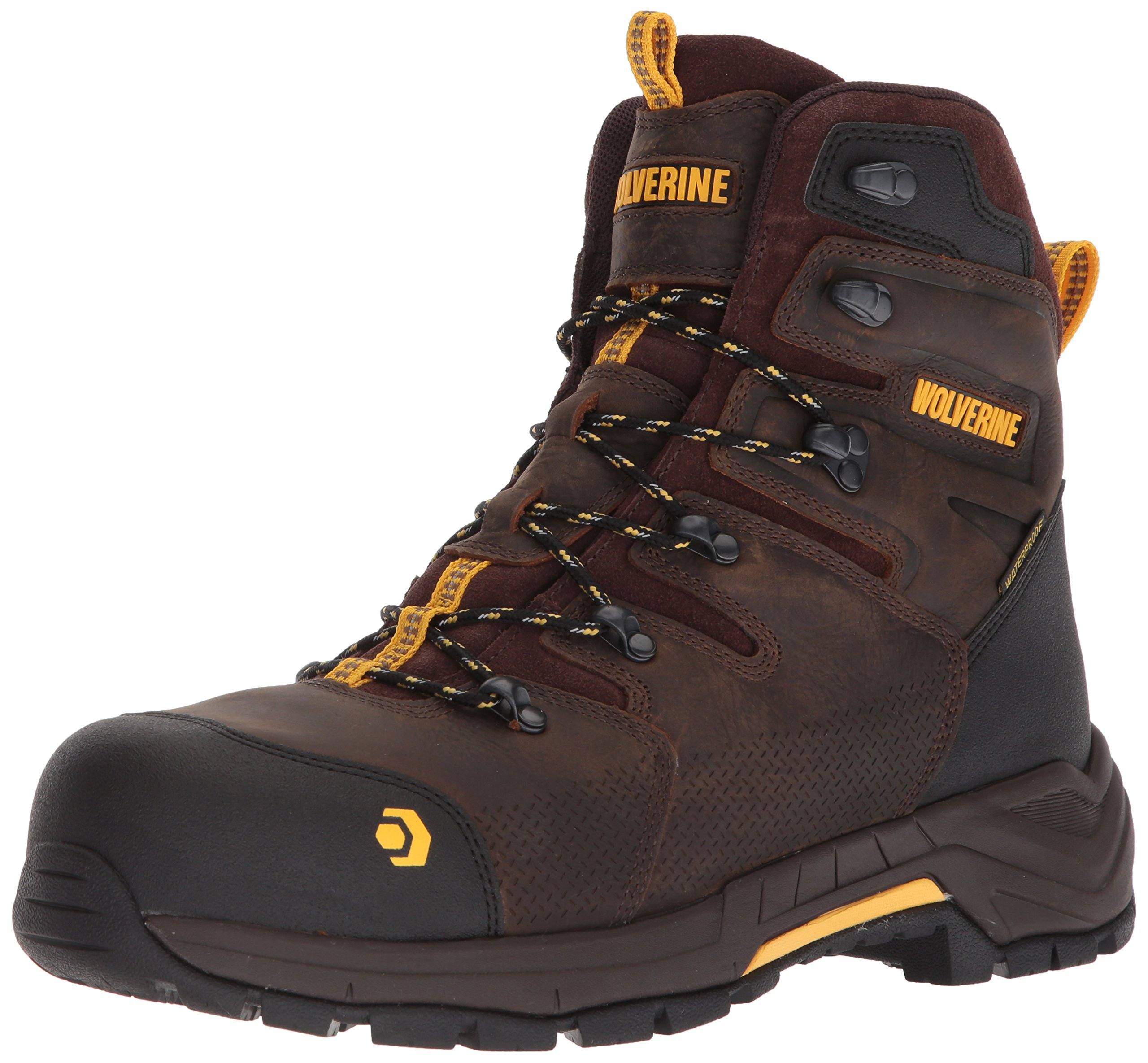 Wolverine Men's Contractor LX WPF Composite-Toe Construction Boot