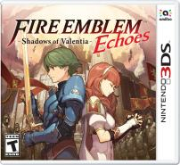 Fire Emblem Echoes: Shadows of Valentia - Nintendo 3DS [Digital Code]