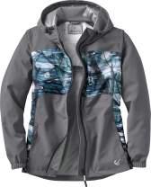 Legendary Whitetails Women's Cloudburst Packable Fishing Hooded Jacket
