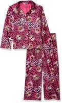 L.O.L. Surprise! Girls' 2-Piece Button Front Pajama Set