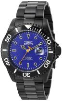Invicta Men's Pro Diver Quartz Diving Watch with Stainless-Steel Strap, Black, 22 (Model: 23008)