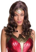 Batman v Superman: Dawn of Justice - Wonder Woman Wig For Women