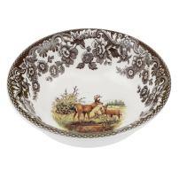 Spode 1606296 Woodland American Wildlife Mini Bowl (Mule Deer)