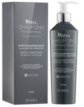Mon Shampoing GENTLE CONDITIONER WITH KERATIN - NEUTRAL BASE – 250 ml specially formulated to blend with one of six combinations essential and vegetable oils boosters that we offer