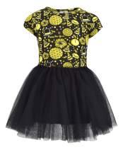 Unique Baby Girls Happy New Year Tutu Skirt Dress