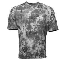 Kryptek Stalker Short Sleeve Camo Hunting Shirt (Stalker Collection)
