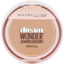 Maybelline New York Dream Wonder Powder Makeup, Buff Beige, 0.19 oz.
