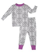Robeez Baby Girls 2-Piece Cotton Modal Sleep Set