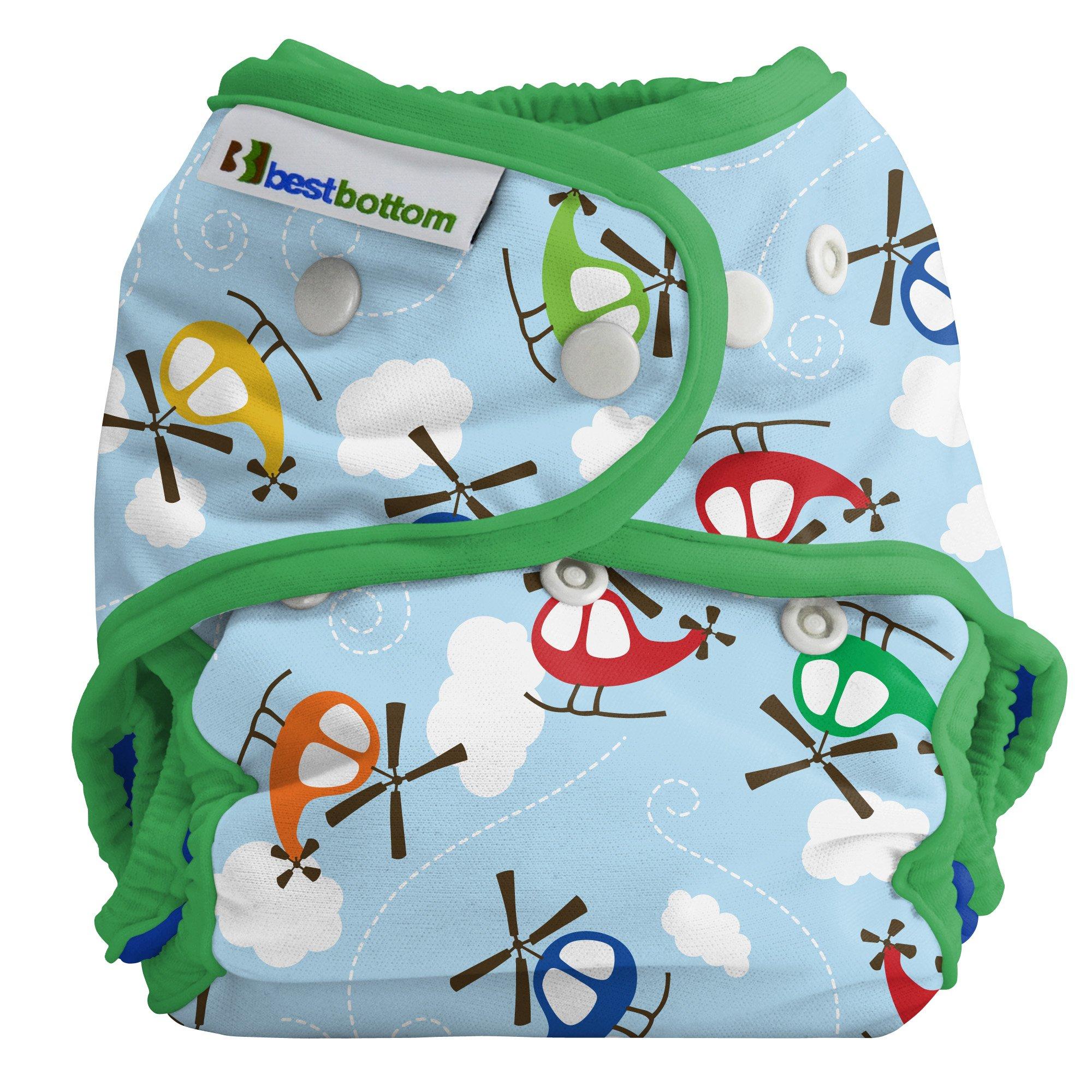 Best Bottom Cloth Diaper Shell-Snap, Chopper