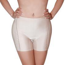 Sodacoda Women's Lowrise Thick/Warm Foam Hip and Butt Enhancer Panties