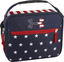 Under Armour Lunch Box, Americana Stars and Stripes