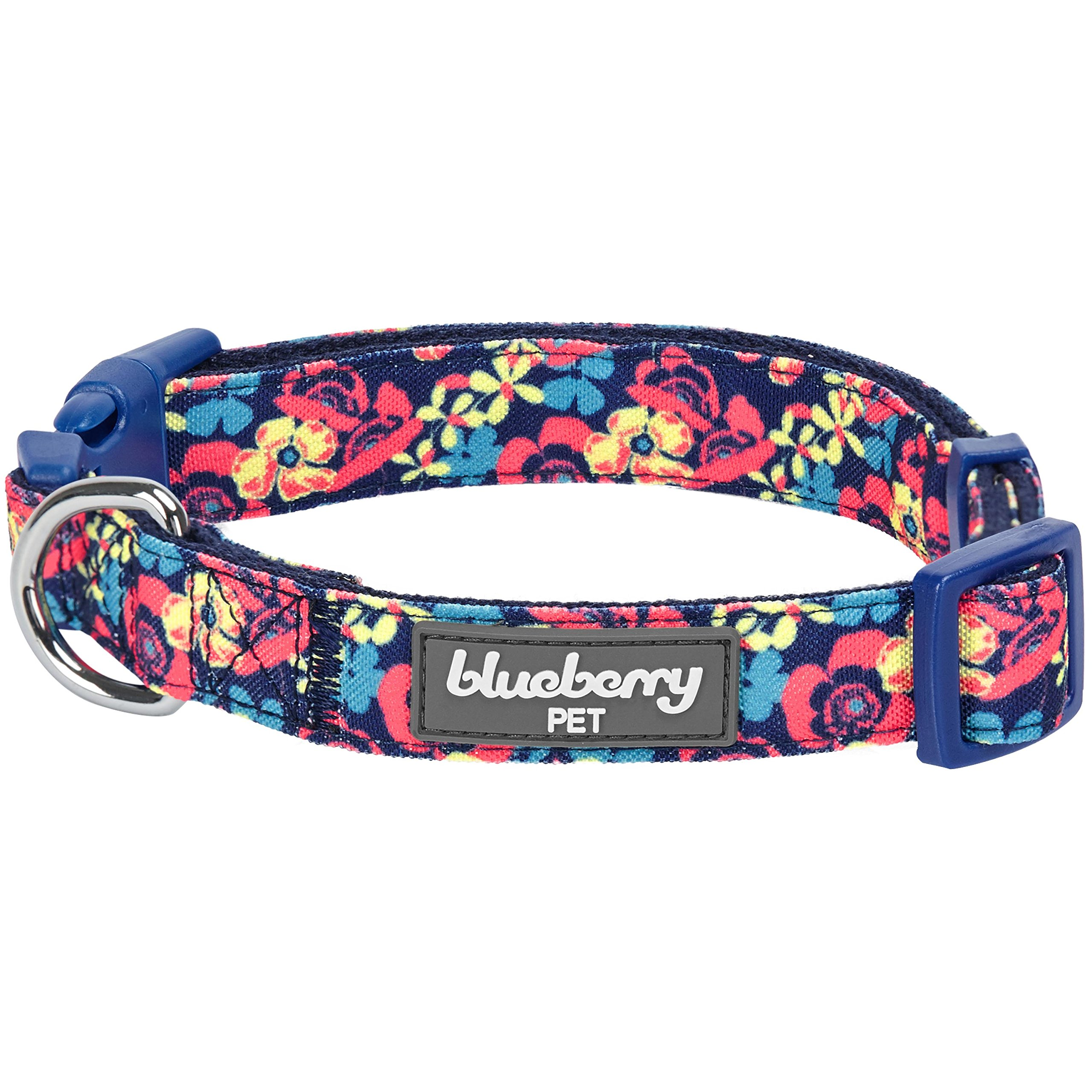 Blueberry Pet 10+ Patterns Made Well Floral Collection - Dog Collars, Harnesses, Leashes, Harness Dresses or Toys