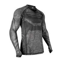 CRBN SC Protective Top - Upper Body Padded Paintball Compression Shirt