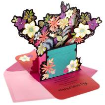 Hallmark Mahogany Pop Up Mothers Day Card from Son or Daughter (Powerful Gift) (799MBC1159)