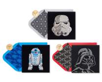 Papyrus Birthday Card Assortment, Star Wars Characters (3-Count)